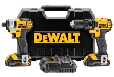 dewalt drill kit Power Tool Christmas Gifts Guide 2012