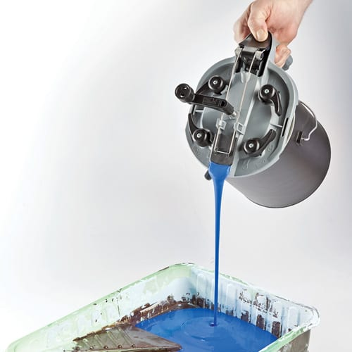 44170 01 500 Rockler Gallon sized Mixing Mate Paint Can Lid Preview