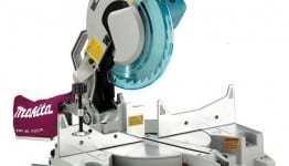 makita LS1221 miter saw white 262x150 Review: 12 Compound Miter Saw Face off