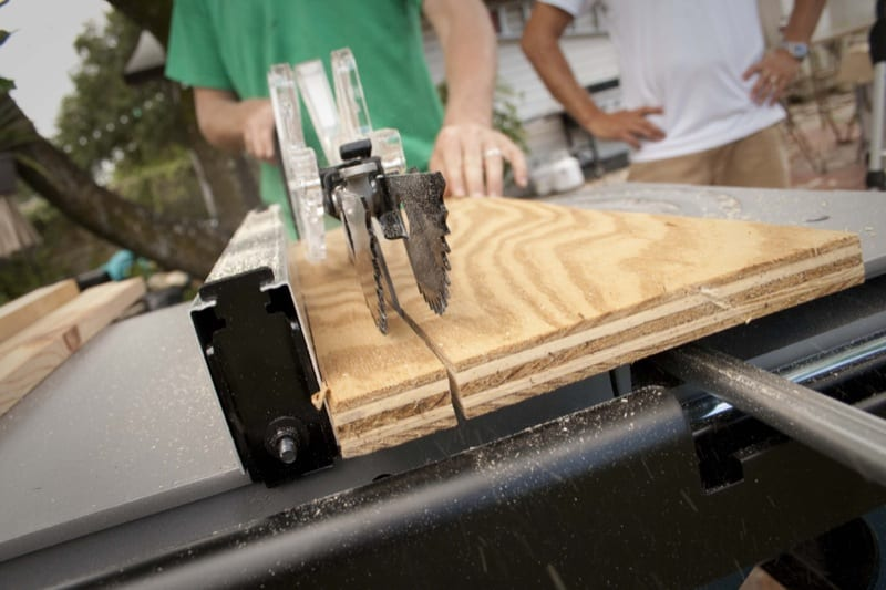 Ryobi RTS31 10″ Table Saw Review