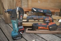 cordless multi-tools upright