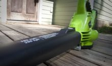 GreenWorks Blower Review 40V G-Max DigiPro