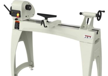 Jet Woodworking Lathe