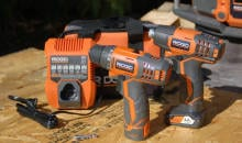 Ridgid R9000K 12V Drill and Impact Driver Kit