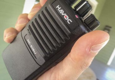 HC-516U two way radio