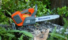 Husqvarna 36V Chainsaw: This is Lithium-Ion Powered?