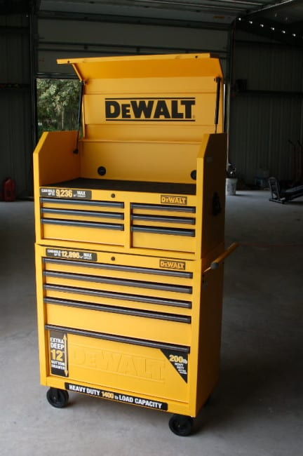 Dewalt 36 Inch Top Chest And Cabinet Review Pro Tool Reviews