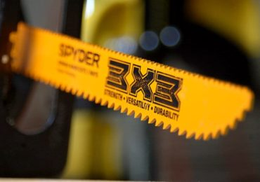 Spyder 3x3 Reciprocating Saw Blade Featured image