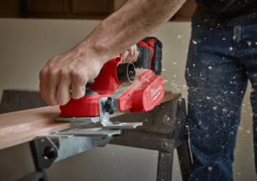 "Milwaukee M18 3-1/4"" Planer"