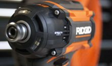 New Ridgid Tools – Spring 2016 Update