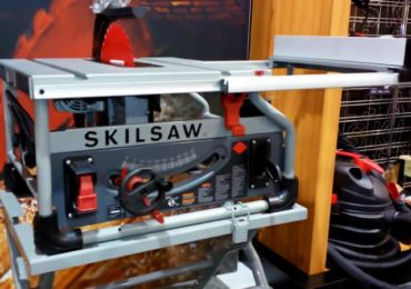 Skiilsaw Worm Drive Table Saw