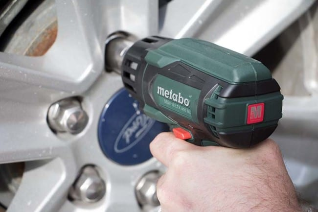 metabo ssw 18 ltx 400 bl impact wrench ptr. Black Bedroom Furniture Sets. Home Design Ideas