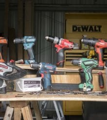 Best 12V Cordless Drill Roundup