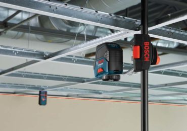 Bosch GCL 2-160 Self-Leveling Cross-Line Laser application