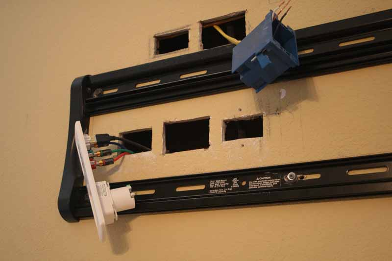 Drywall Mounting Clips : Drywall repair how to install clips