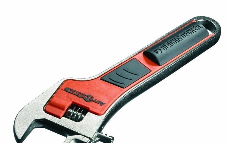 Black & Decker Automatic Adjustable Wrench