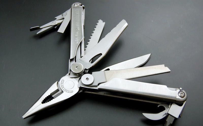 Leatherman Wave Multitool 3
