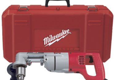 Milwaukee D Handle Drill Right Angle kit