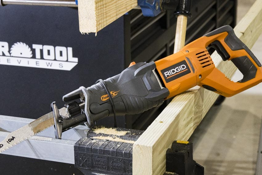 Ridgid R30022 Reciprocating Saw Review