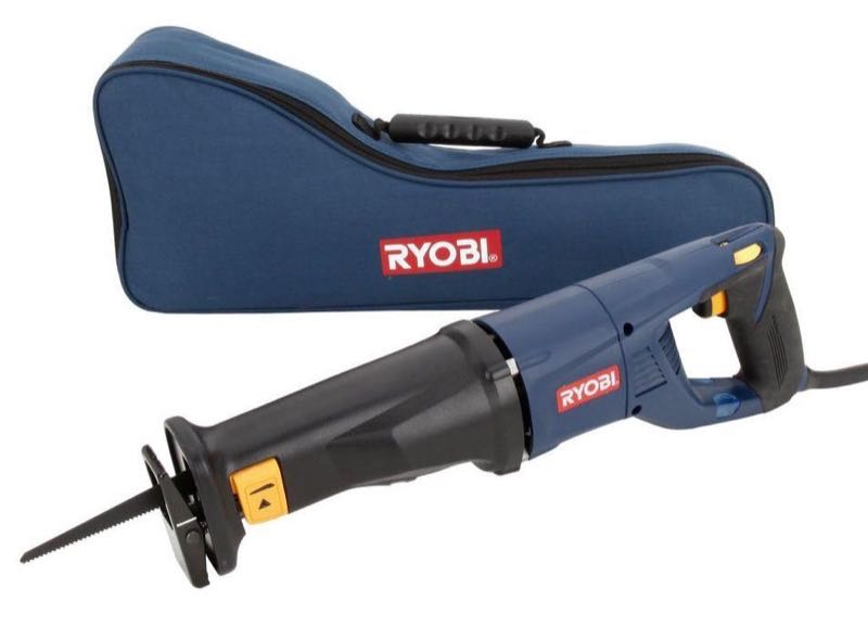Ryobi Rj162vk Reciprocating Saw Review Pro Tool Reviews
