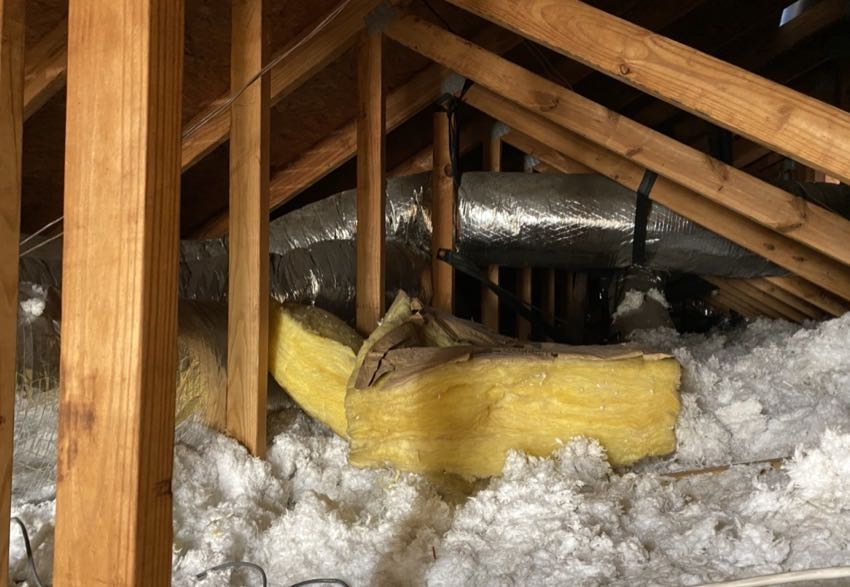 how much attic insulation enough
