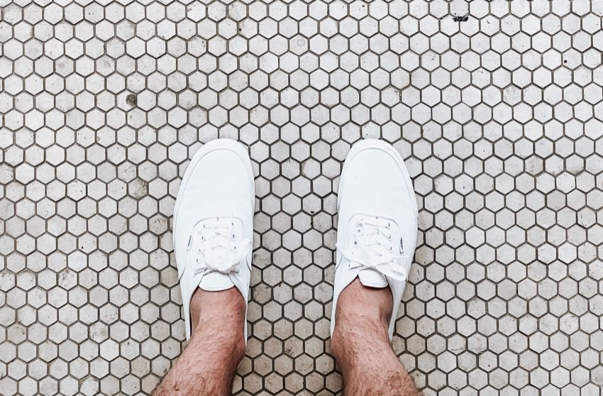 how to clean and seal grout floor tile
