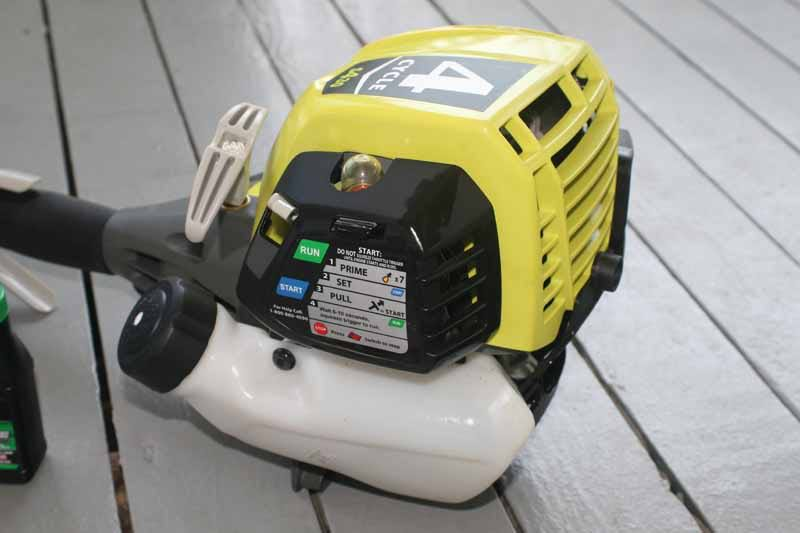 Ryobi 4 Cycle Trimmer Ry34440 Review
