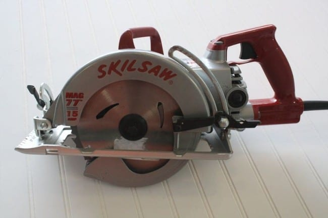Skil Shd77m 7 1 4 Inch Magnesium Worm Drive Saw Review