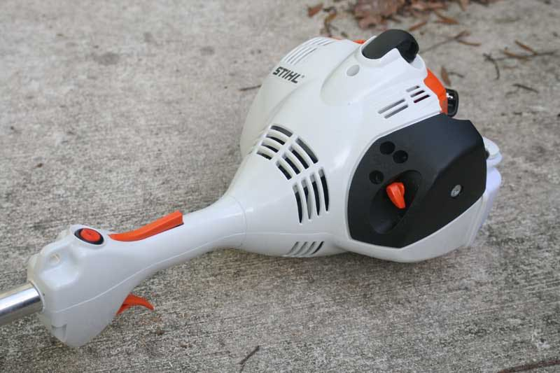 Stihl fs 56 rc e trimmer review pro tool reviews greentooth Images
