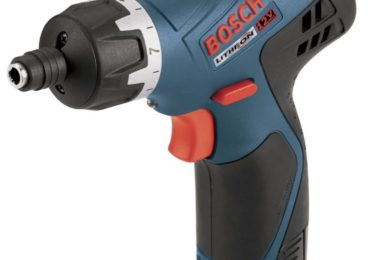 Bosch 12V Max Pocket Driver PS20-2A