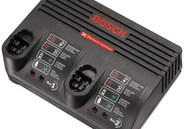 Bosch Dual Bay 30 Minute Charger BC230