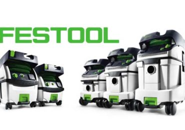 Festool CT dust extractor familyFestool CT dust extractor family