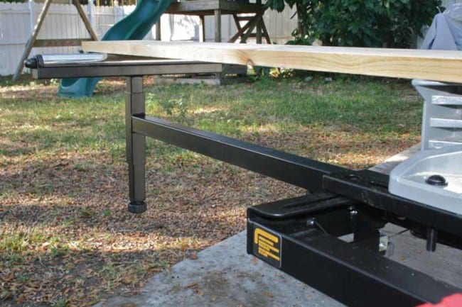 Dewalt Dwx726 Rolling Miter Saw Stand Review