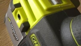 Ryobi Airstrike narrow crown switch