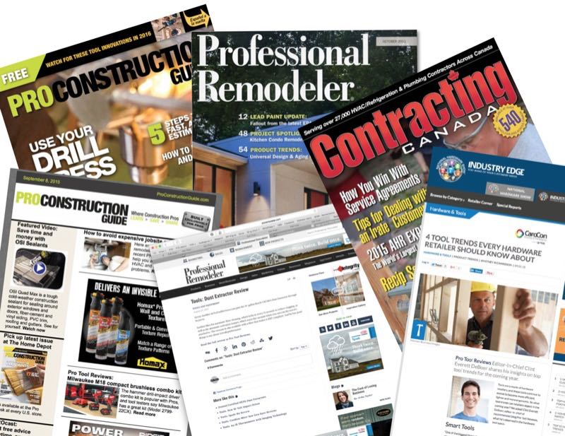 Pro Tool Reviews article syndication