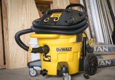 DeWalt DWV012 HEPA Dust Extractor Review