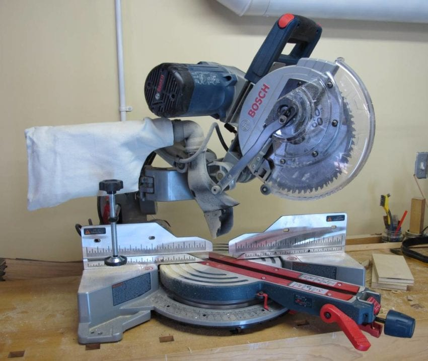 Bosch Cm10gd Axial Glide Compound Miter Saw Review