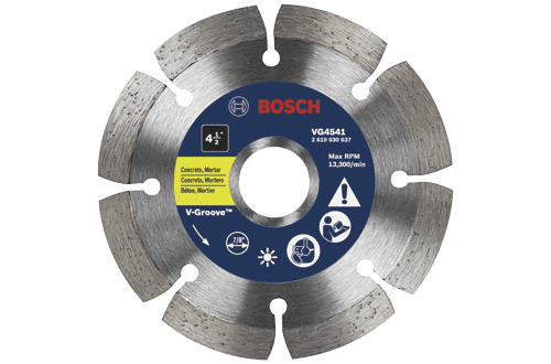 Bosch V Groove Diamond Blades Pro Tool Reviews