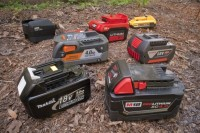 cordless multi-tool batteries