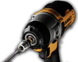 DeWalt impact rated Magnetic Screw Lock system