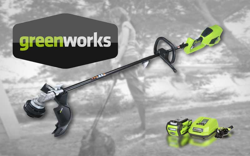Greenworks Trimmer G Max 14 Quot 40v Digipro Review