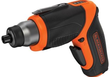 Black and Decker 4V Max Lithium Pivot Screwdriver