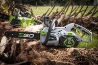 EGO brushless chainsaw