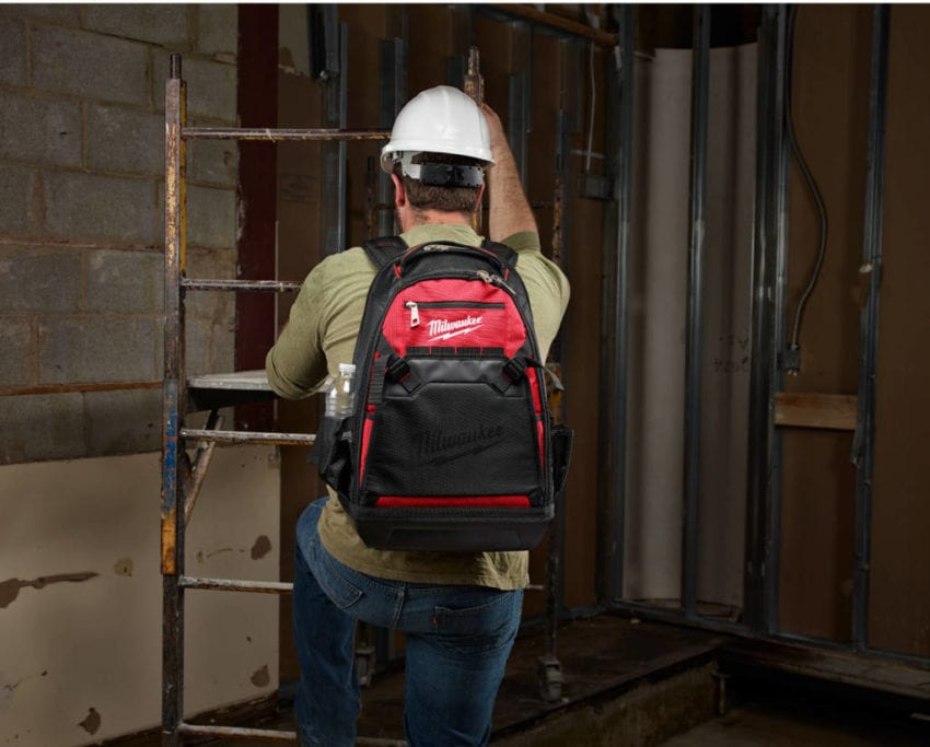 Milwaukee Jobsite Backpacks Pro Tool Reviews