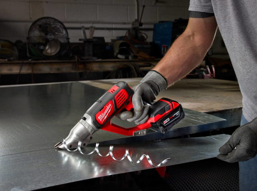 New Product Milwaukee M18 Metal Shears Pro Tool Reviews