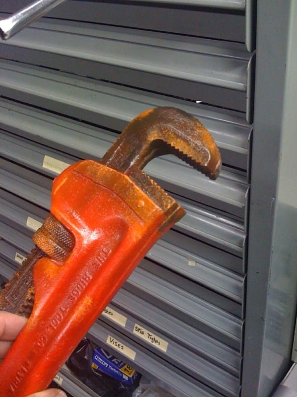Tool Theft Solutions