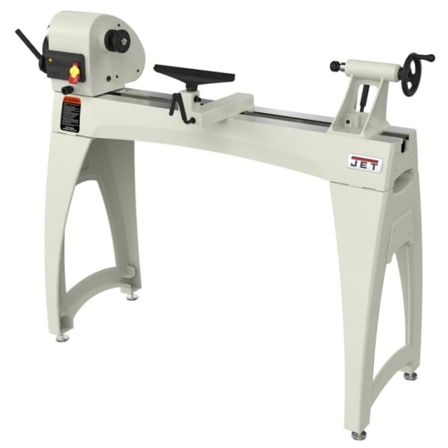 New Jet Woodworking Lathe Available Pro Tool Reviews