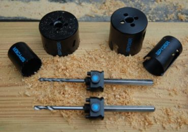 Spyder Rapid Core Eject Hole Saw System