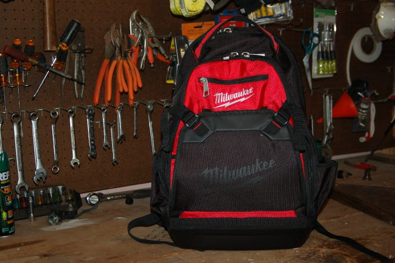 Milwaukee Jobsite Backpack Review Pro Tool Reviews