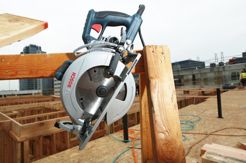 Bosch Worm Drive Saw Review Csw41 Pro Tool Reviews
